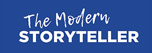The Modern Storyteller Logo